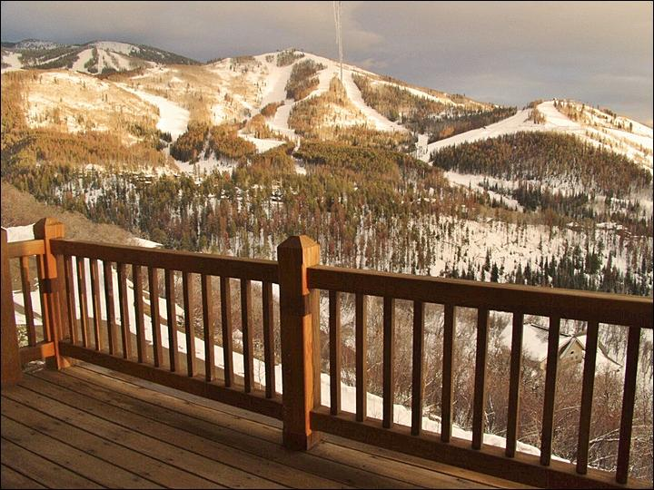 This is only a part of the Panoramic views from the home. - Steamboat's Best Ski Area & South Valley Views - 7300 Square Feet of Luxurious Space (3961) - Steamboat Springs - rentals