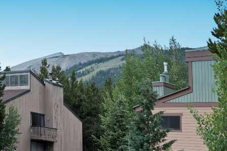 2 Bedroom, 2 Bathroom House in Breckenridge  (13C) - Image 1 - Breckenridge - rentals
