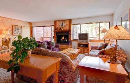 1 Bedroom, 2 Bathroom House in Breckenridge  (10D1) - Image 1 - Breckenridge - rentals