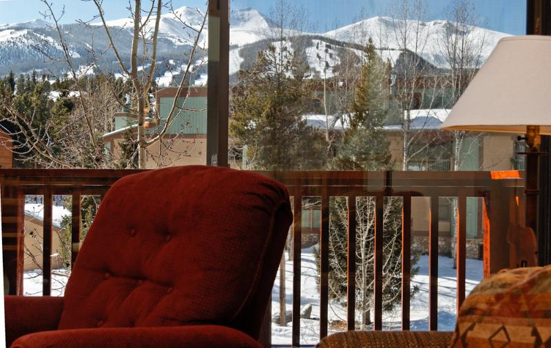 2 Bedroom, 2 Bathroom House in Breckenridge  (13F) - Image 1 - Breckenridge - rentals