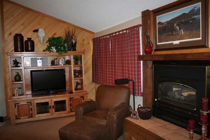 2 Bedroom, 2 Bathroom House in Breckenridge  (14F) - Image 1 - Breckenridge - rentals