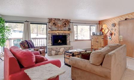 1 Bedroom, 2 Bathroom House in Breckenridge  (03A1) - Image 1 - Breckenridge - rentals