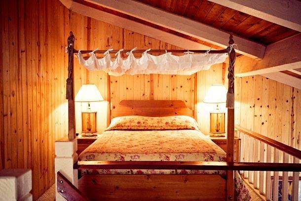 Romantic Canopy Bed - Romantic Ski Shangrila w/ Panoramic View  w/ WIFI - South Lake Tahoe - rentals