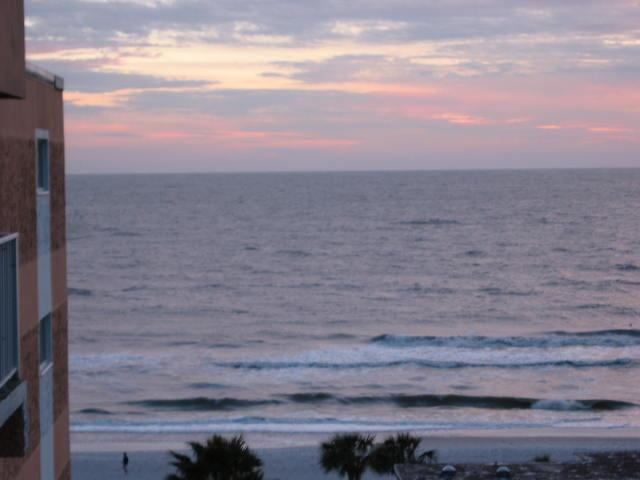 Balcony view - Make New Memories - Redington Shores - rentals