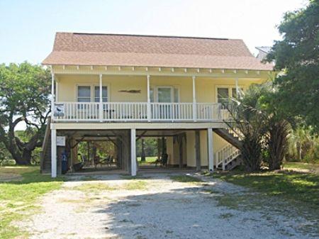 M T Nest - Image 1 - Oak Island - rentals