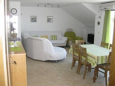 A3 drugi kat (4+2): living room - 001MAST  A3 drugi kat (4+2) - Mastrinka - Mastrinka - rentals