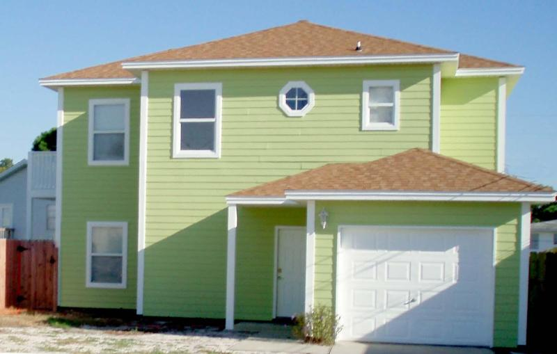 Front of House - 2015 August Special, $1199/wk* - Panama City Beach - rentals