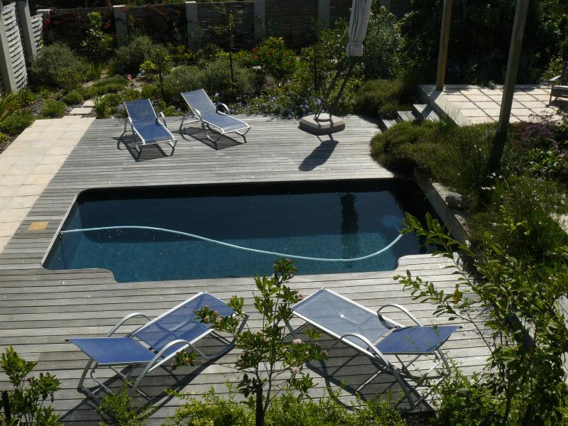 Pool & Garden - Bahari Beach House - Plettenberg Bay - rentals