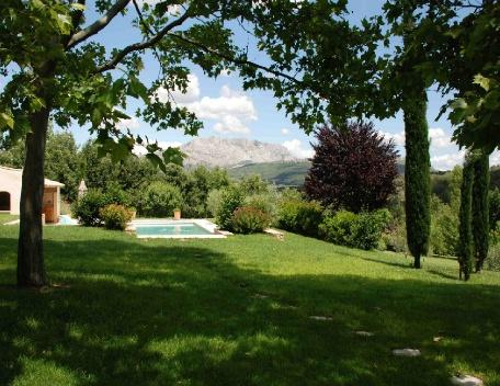 Terrific Holiday Rental Villa with Pool in Meyreuil Aix en Provence - Image 1 - Meyreuil - rentals