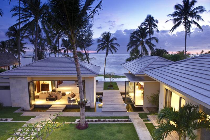 Garden - INASIA - Beachfront villa - Koh Samui, Thailand - Koh Samui - rentals