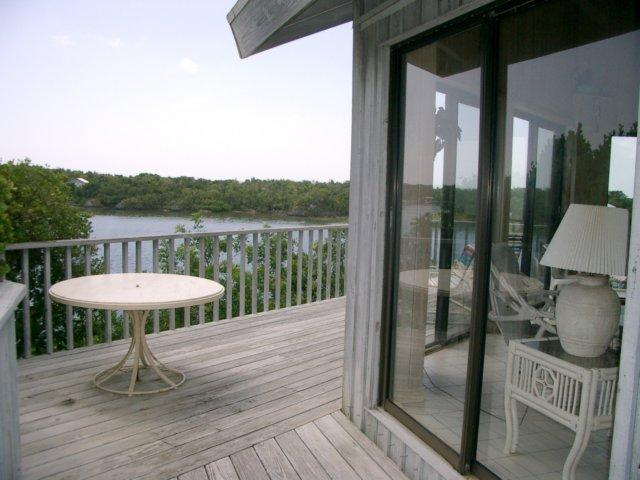 Tide's Edge Deck - Tide's Edge from $1,800/week - Abaco - rentals