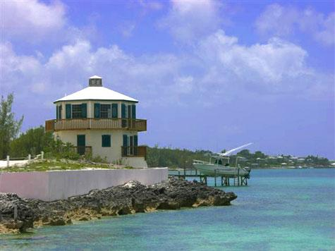 Shallow Swimming/Snorkeling Area - 'deLight House From $1,200 / week - Marsh Harbour - rentals