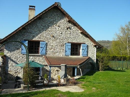 gite champagne - Gîte de la Vallée, charming cottage in Champagne - Baulne-en-Brie - rentals