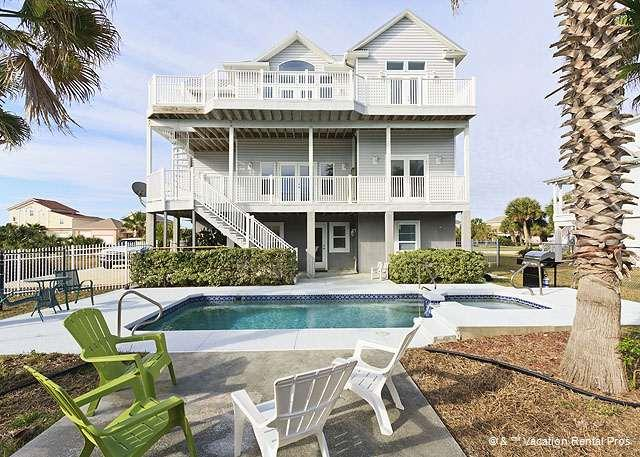 Welcome to Sweet Dreams - Sweet Dreams Beach House, 6 Bedrooms, Elevator Private Pool, Spa - Flagler Beach - rentals