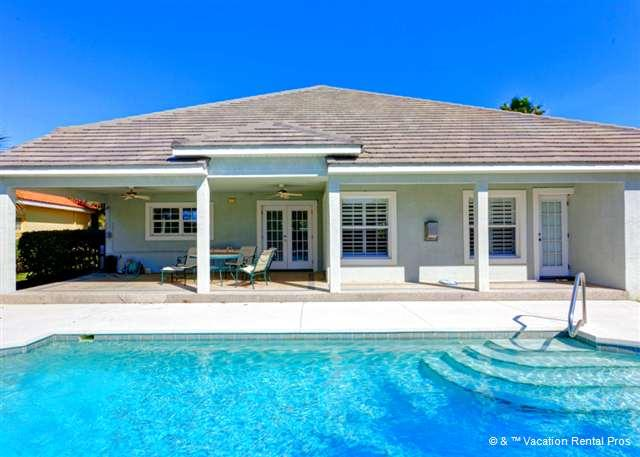 Go from house to private pool in seconds! - Siena, Heated Private Pool, Private Beach Path - 4 bedrooms - Palm Coast - rentals