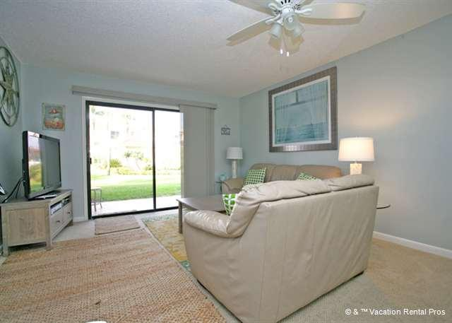 Relax in comfort and casual style - Ocean Village O14, Ground Floor, new HDTV, King Bed & wifi - Saint Augustine - rentals