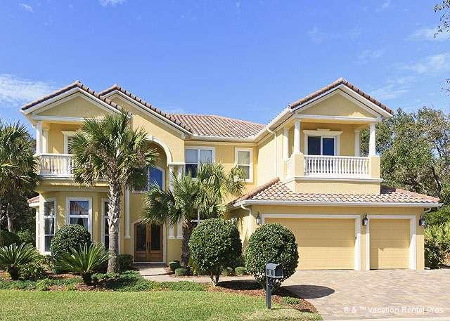 Indulge all of your senses at Versailles By The Sea - Versailles by the Sea, 8 Bedrooms, Elevator, Heated Pool, Spa - Palm Coast - rentals