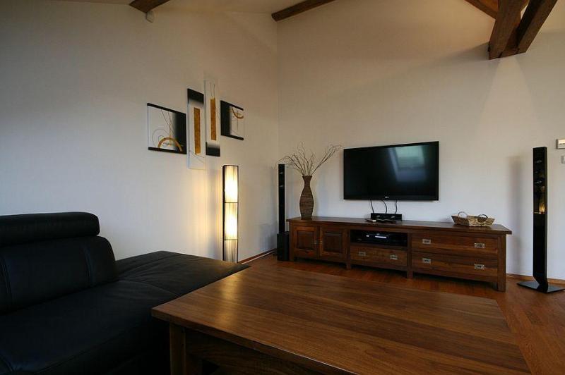 Living room - Luxury Attic Klimentska - Old Town - Prague - Attic Klimentska - Luxury two bedroom apartment - Prague - rentals