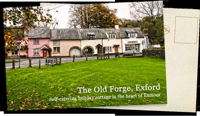 Picture Perfect 'The Old Forge' Cottage - 'The Old Forge' Cottage in the Heart of Exmoor - Exford - rentals