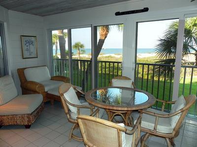 Lanai - Beautiful get-away on white sands of Gulf of Mex - Longboat Key - rentals