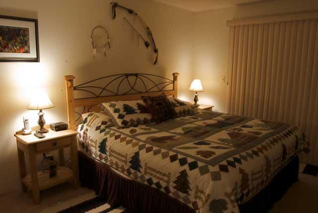 1 Bedroom, 2 Bathroom House in Breckenridge  (01D1) - Image 1 - Breckenridge - rentals