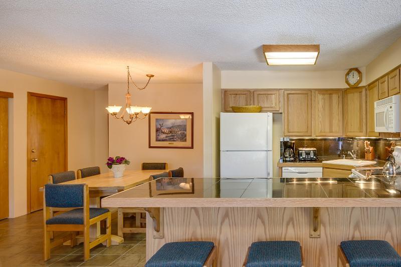 2 Bedroom, 2 Bathroom House in Breckenridge  (02D) - Image 1 - Breckenridge - rentals