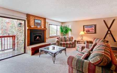 1 Bedroom, 2 Bathroom House in Breckenridge  (11C1) - Image 1 - Breckenridge - rentals
