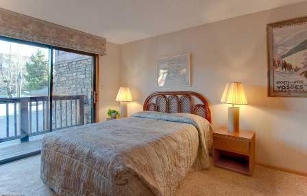 1 Bedroom, 2 Bathroom House in Breckenridge  (08A1) - Image 1 - Breckenridge - rentals