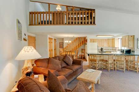 2 Bedroom, 2 Bathroom House in Breckenridge  (15F) - Image 1 - Breckenridge - rentals