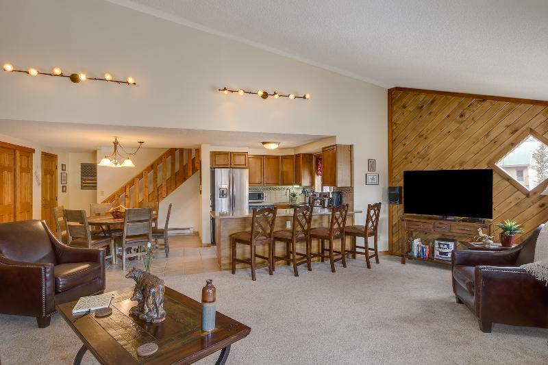2 Bedroom, 2 Bathroom House in Breckenridge  (11F) - Image 1 - Breckenridge - rentals