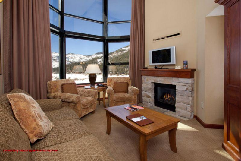 Resort at Squaw Creek Penthouse #808 - Image 1 - Olympic Valley - rentals