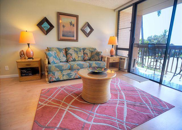 Updated 1 bedroom 1 bath condo---Very comfortable - Image 1 - Kihei - rentals