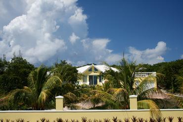 "Rainbow Beach Villa (aka Bahama Breeze Villa) - ""Beachside Tropical Paradise"" - Eleuthera - rentals"