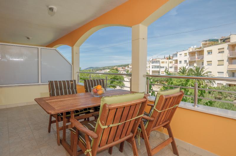 balcony - Apartments Komazin - Hvar - rentals