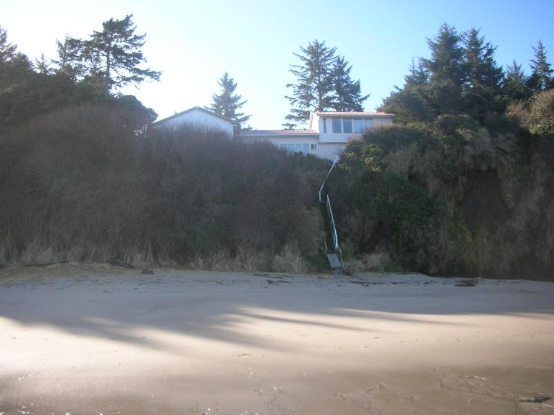 The view from Lighthouse Beach - Vacation Home at Lighthouse Beach - Coos Bay - rentals