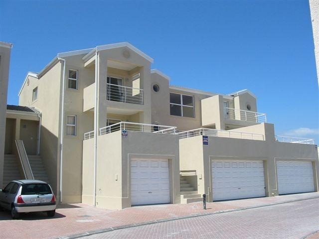 Exterior view of the apartment - Cool Waters self-catering accom Blouberg Cape Town - Cape Town - rentals