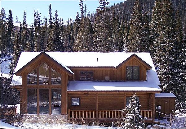 Beautiful Log Cabin Nestled in the Woods - Recently Updated Log Cabin - Near Blue River (13335) - Breckenridge - rentals