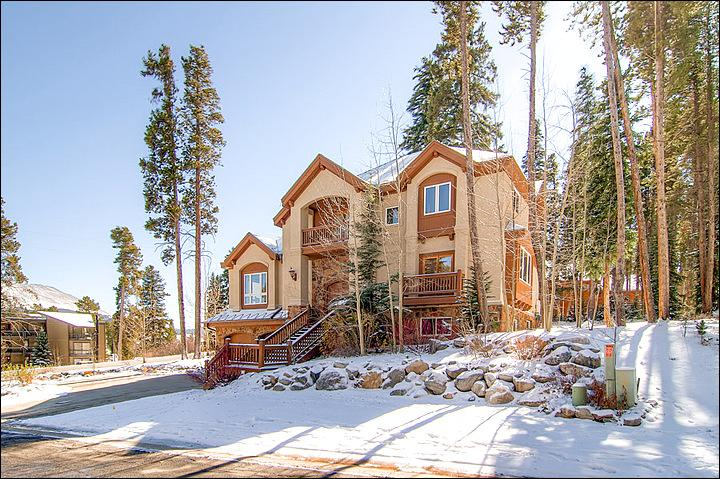 Luxurious Mountain Lodge - Perfect for Large Gatherings - Private Hot Tub (13376) - Breckenridge - rentals