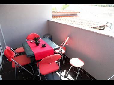 A2(4+2): terrace - 5077 A2(4+2) - Pula - Pula - rentals