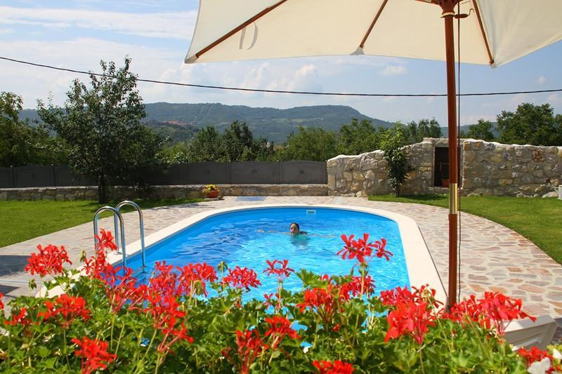 Charming family-frendly vila with whirpool - Image 1 - Buzet - rentals