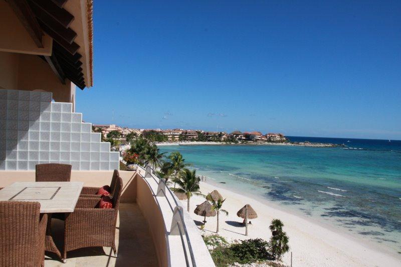 Beautiful Mayan Riviera Beachfront Penthouse - Image 1 - Puerto Aventuras - rentals