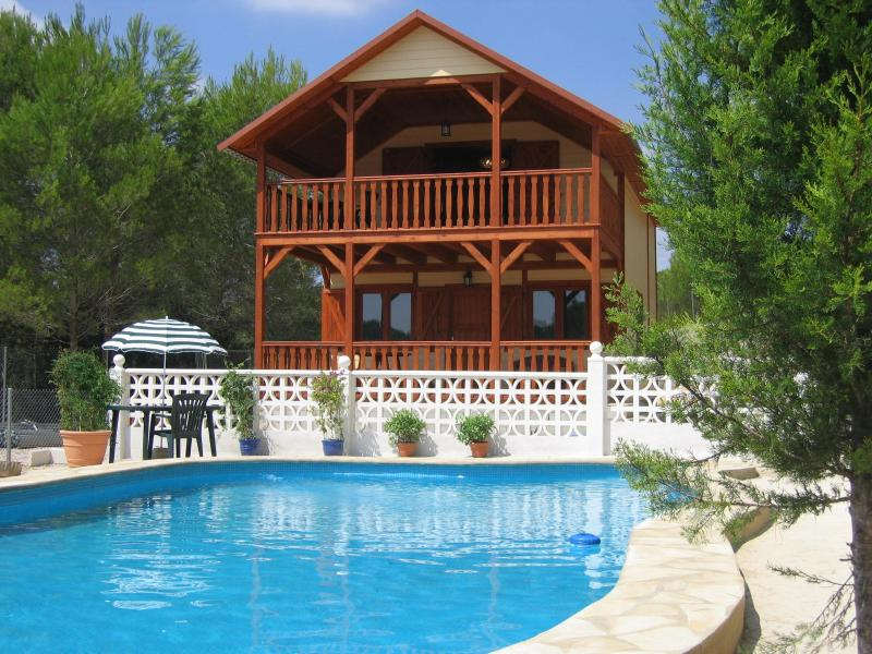 Lovely country lodge - Charming country villa, near Valencia & beaches - Chiva - rentals
