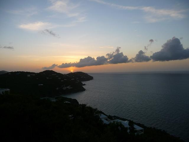 A TYPICAL SUNSET FROM THE BALCONY - Spectacular Ocean View Condominium ~ St. Thomas Vi - Charlotte Amalie - rentals