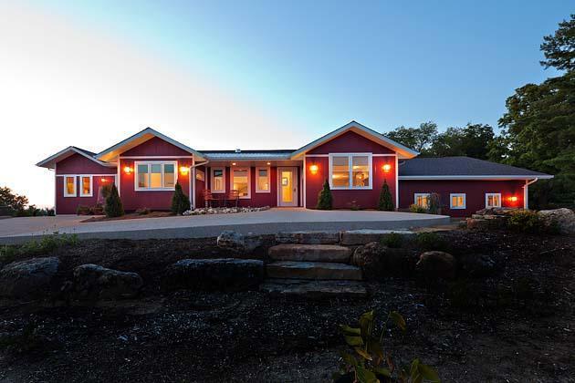 Spirit Hill Guest House in lovely Hermann Missouri - Image 1 - Hermann - rentals