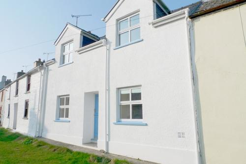 Holiday Cottage - 14 High Street, Solva - Image 1 - Solva - rentals
