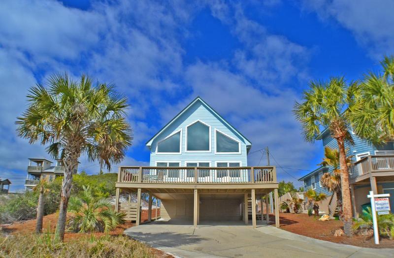 Sun & Sand Beach Home | Steps from Rosemary Beach! - Image 1 - Panama City Beach - rentals