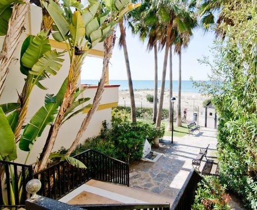 Access  beach( Niiki), WiFi, Gim,Tv-cable, parking - Image 1 - Marbella - rentals