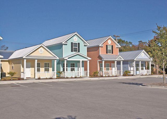 Beautiful 3 bedroom property,  Gulf Stream Cottage #1912 Myrtle Beach SC - Image 1 - Myrtle Beach - rentals