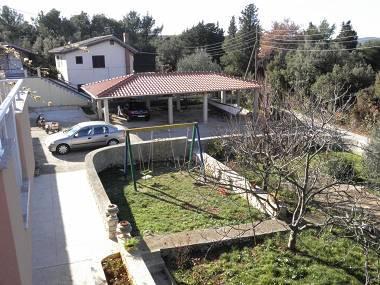 A1(2+2): terrace view - 5073 A1(2+2) - Muline - Muline - rentals