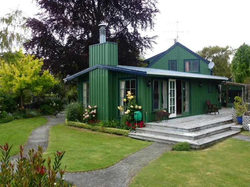 TroutBeck fishing lodge - Image 1 - Taupo - rentals